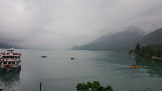 Hotel Seiler au Lac: the view is amazing