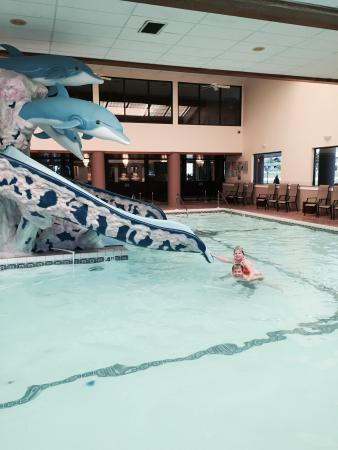Grand Marquis Waterpark Hotel & Suites: Super fun pool