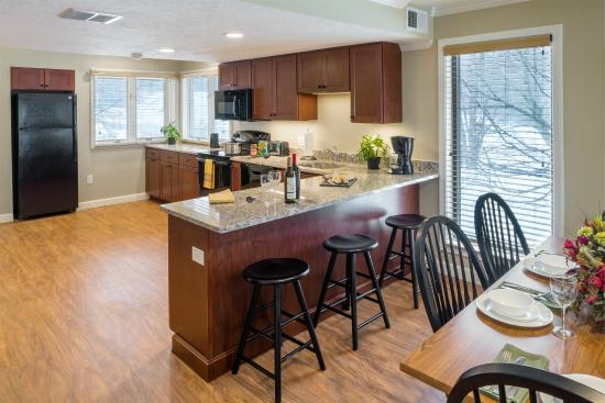 The Summit Resort: Kitchen Signature Suite