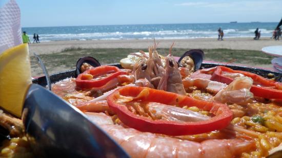 Restaurante Camping Las Salinas