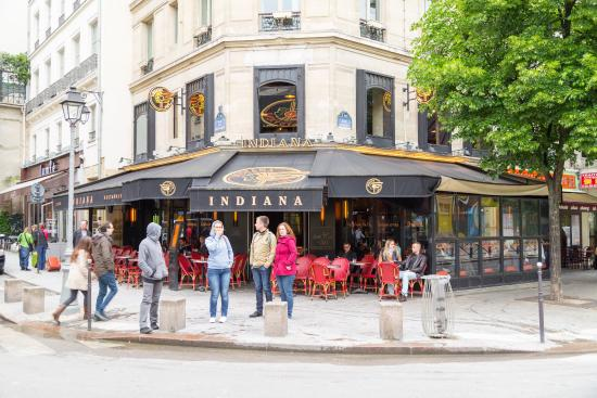 Indiana Cafe - Les Halles