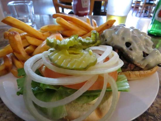 Mitch Millers: Huge Burger
