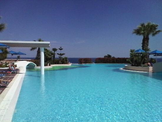 Mitsis Rodos Village Beach Hotel & Spa: jolie vue