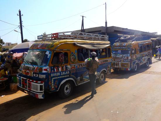 Senegal: verso touba