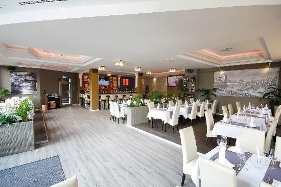 Hotel am Färbertor: Frühstücksraum