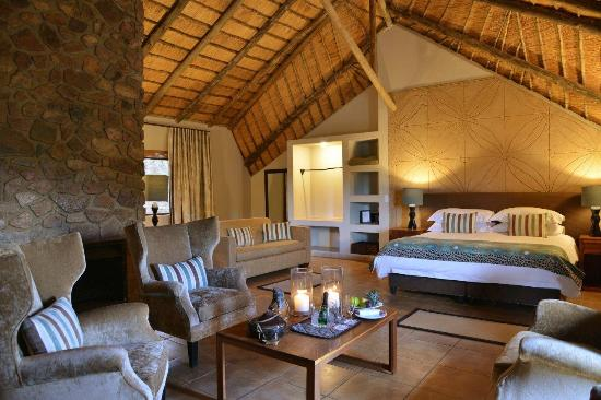Mabula Game Lodge: Suite