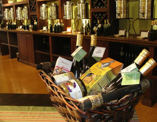 Middleburg, Virginie : olio gift baskets - build your own
