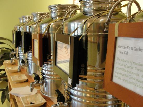Olio Tasting Room