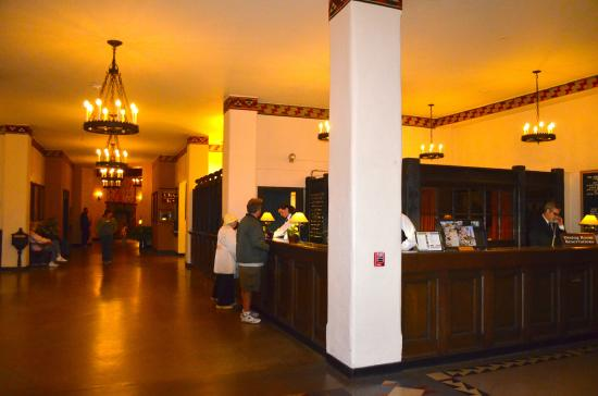 The Majestic Yosemite Dining Room: The Ahwahnee Reception Area..the Dining  Room Is