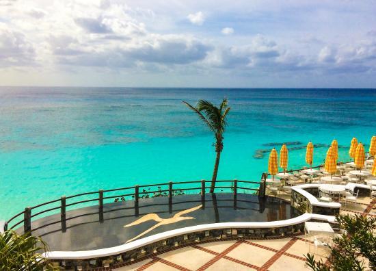 C Beach Terrace Picture Of Club Paget Parish