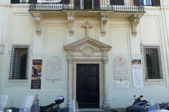 Chiesa Metodista di Ponte Sant'Angelo