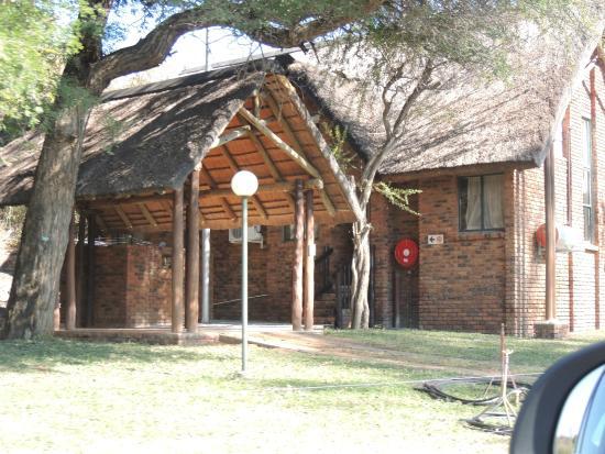 Bushriver Lodge: Àrea
