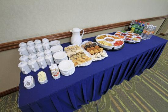 Holiday Inn Monclova: Coffe Break Empresarial