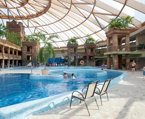 Aquaworld Resort Budapest, hôtels à Budapest
