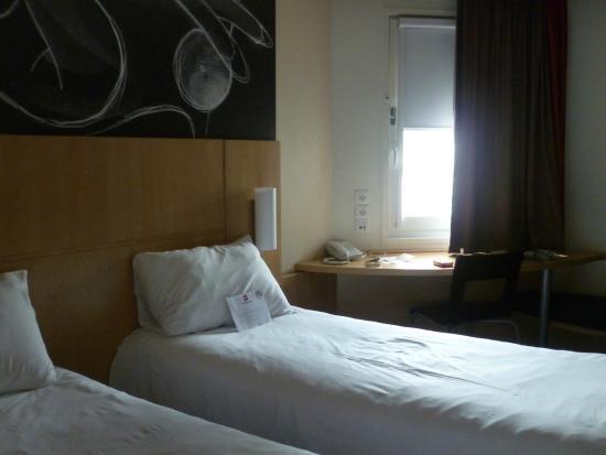 Hotel ibis Nice Aeroport Promenade: Doppelzimmer 1.Etage