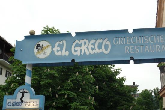 El Greco: Sign