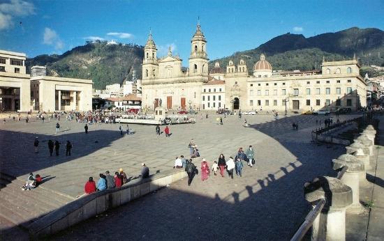 Pasos Por Colombia