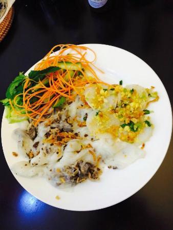 Saigon Lotus : Steamed rice roll and mini rice cake