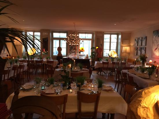 Restaurant Hotel de Ville : hotel de Ville