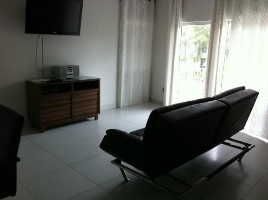 Hotel Eva: Sala