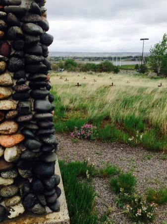 Boot Hill Cemetery in Coulson, MT