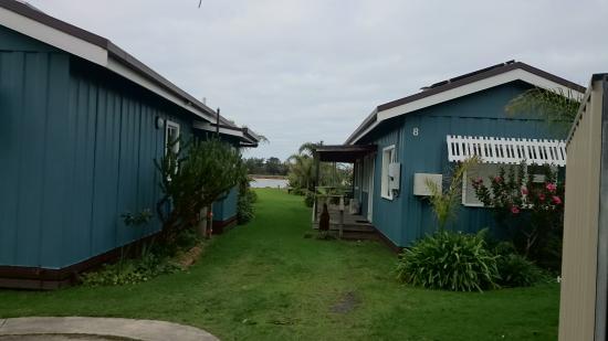 Lakes Waterfront Motel Aufnahme