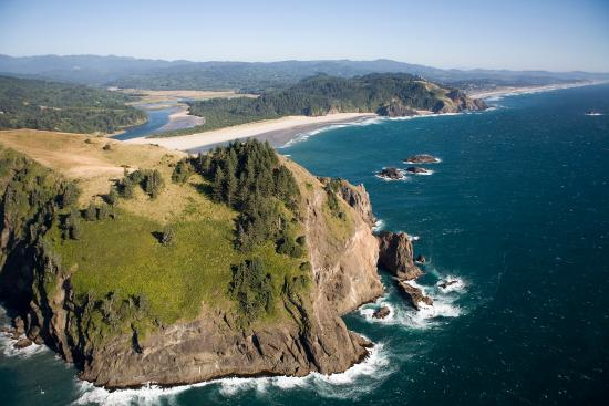 Cascade Head in Lincoln City, OR