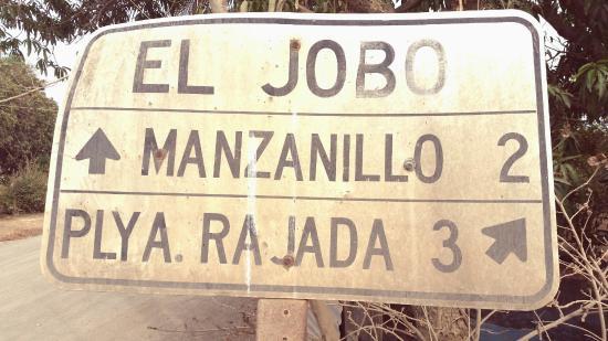 Playa Rajada: Rajada