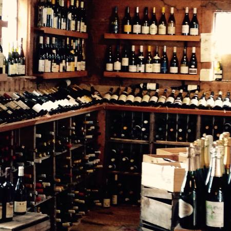 Blue Hill, ME: Best wine shop in Maine!