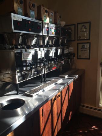 Tate's Bake Shop : Coffee time!