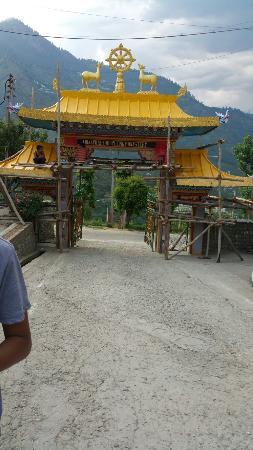 Dhakpo Shedrupling Monastery