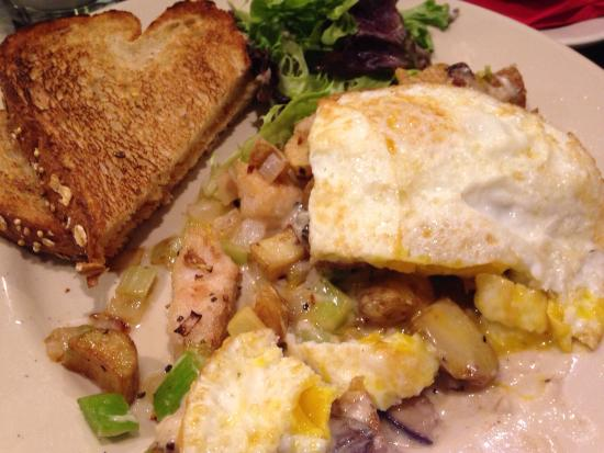 Fabulous Food Try The Walleye Hash For Breakfast You Ll Regret It