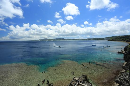 Onna-son, Giappone: 透明度抜群のダイビングスポット