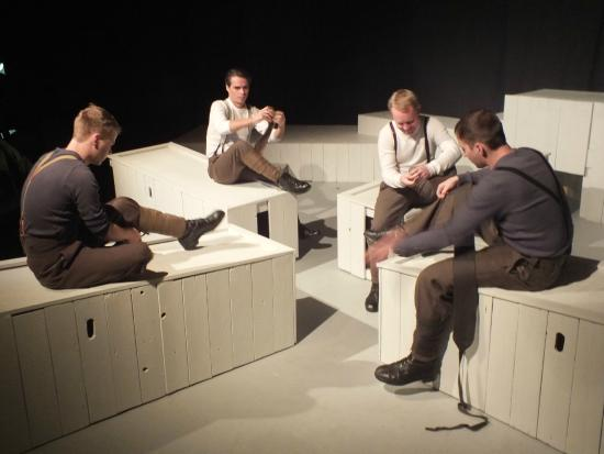 New Curtain Theatre: Production of VIMY - 2012