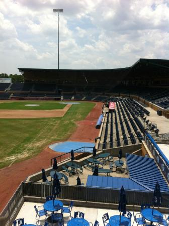 Durham Bulls Athletic Park: Lindo