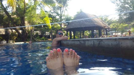 Pool Picture Of Aston Sunset Beach Resort Gili Trawangan