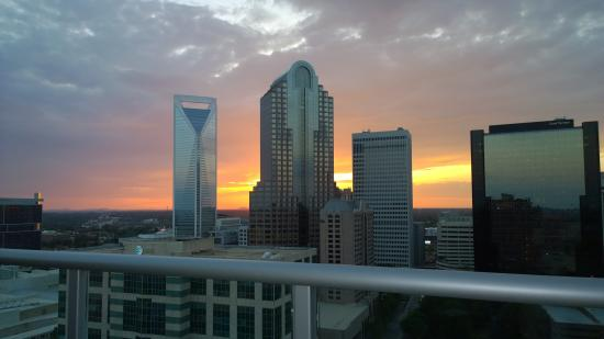 Rooftop Restaurant Downtown Charlotte Nc