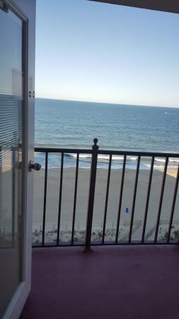 Balcony - Dunes Manor Hotel, Court & Suites Photo