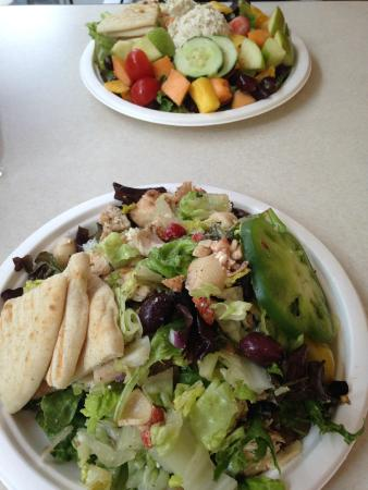 Zoes Kitchen, Nashville - 6025 Highway 100 - Restaurant Reviews ...