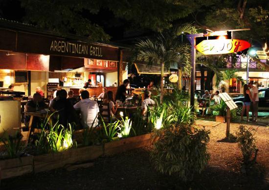 Enjoy Tamarindo : Terraza