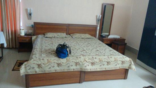 Pathanivas Chandaneswar: Suite room in new building panthnias chandeswar