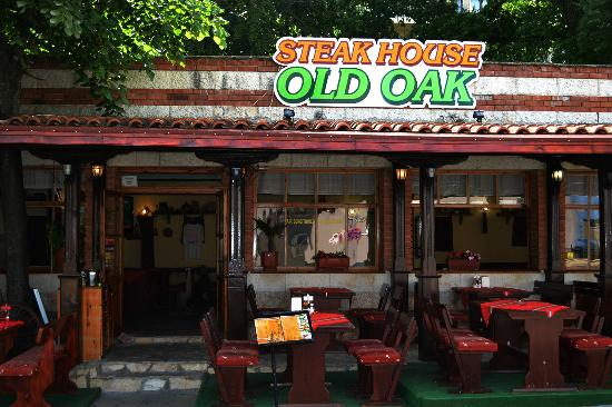 Steak House Old Oak Staria Dab