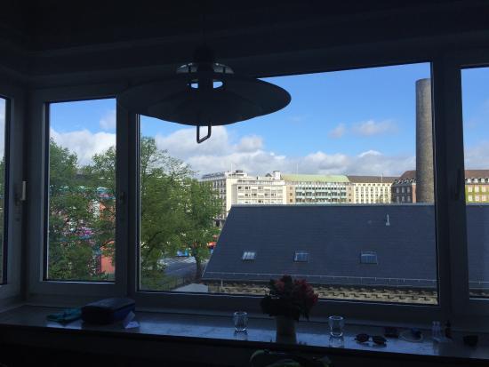 Ascot Apartments: god morgen & sushi in apartmants