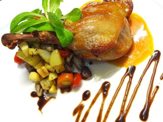 Chicken Steak Picture Of Olive Fusion Bangkok Tripadvisor