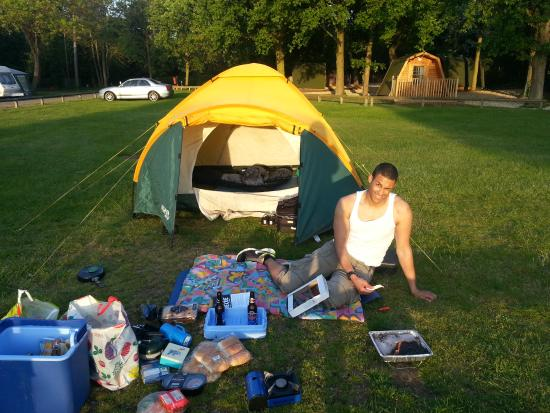 Lee Valley Campsite, Sewardstone Picture