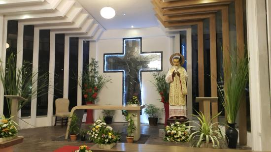 Embarcadero Hotel: Chapel by the Ground Floor