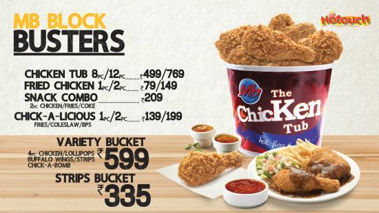 Marrybrown - AK Plaza: Crunchy Yummy Chicken