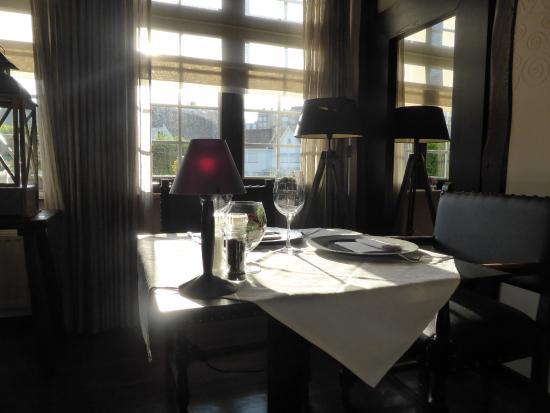 Villa Hotel : Restaurant