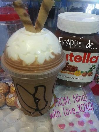 Nina's Ice Cream & Cyberfrappe