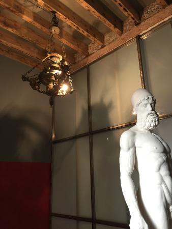 Déco séparation chambre et sdb - Picture of Loft Garibaldi B&B ...